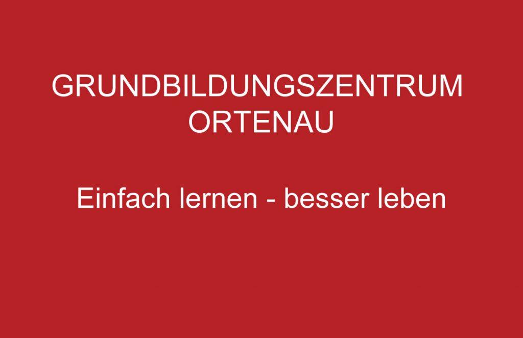 Grundbildungszentrum Ortenau